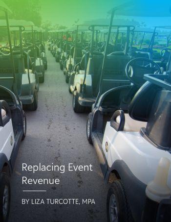 image of the ebook Replacing Event Revenue