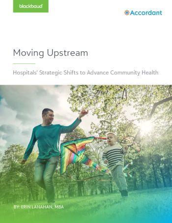 image of white paper Hospitals' Strategic Shifts to Address Community Health
