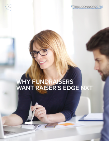 Why Fundraisers Want RENXT