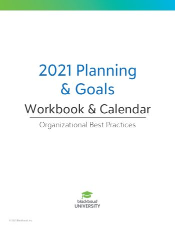 image of 2021 Planning & Goals: Workbook and Calendar